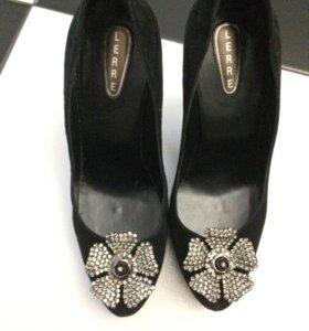 Новые итальянские туфли Lerre