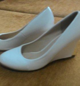 Туфли свадебные 36 р