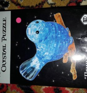 Головоломка Crystal Puzzle Птичка