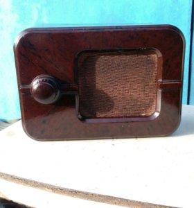 Старинное радио Чайка-4 :1954 года