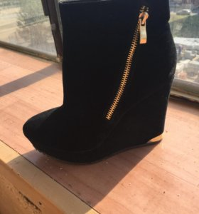 Ботинки, р-р37,5