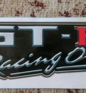 """Наклейка """"GT-R"""""""