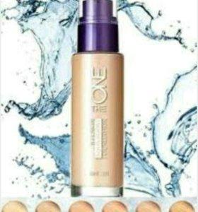 Увлажняющий тональный крем Aqua Boost