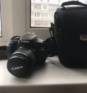 Фотоаппарат Canon 600D новый