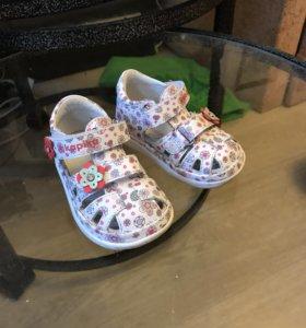 Детские сандаликий