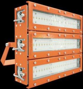 Взрывозащищенный светодиодный светильник LAD LED R
