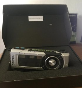 Gigabyte GTX 980 Founder Edition 4GB
