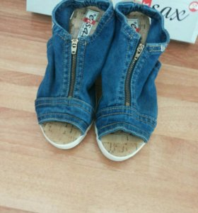 Босоножки (туфли летние сезонные)
