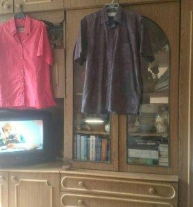 Мужские рубашки и шведки