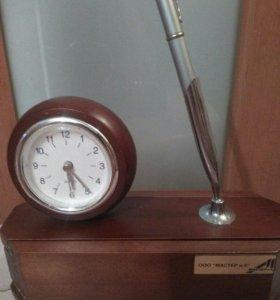 бизнес часы со шкатулкой