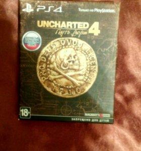Коллекционное издание ,эксклюзив PS4