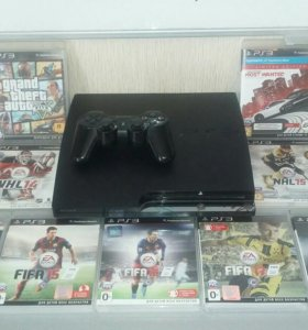 Продам PlayStation 3 160GB