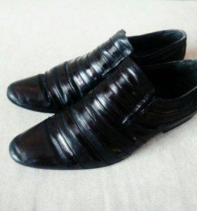 Туфли для мальчика р. 36