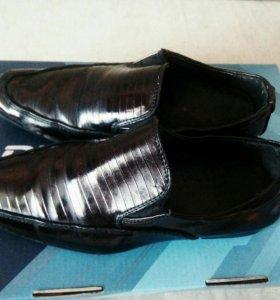 Туфли для мальчика р. 32