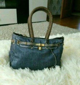 Новая детская сумочка