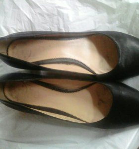 Продам туфли нат кожа