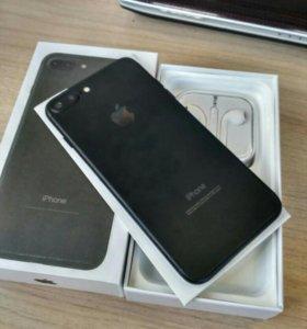 IPhone 7 + black