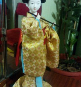 Японская кукла