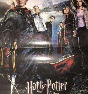 Плакат Гарри Поттер