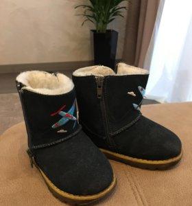 Зимние/демисезонные ботинки