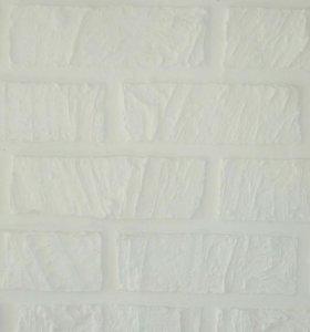 Имитация кирпичной стены