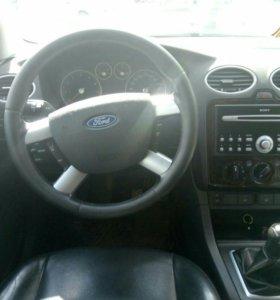 Топливную рампу на форд фокус 2