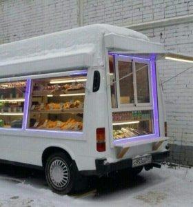 Фудтрак автолавка