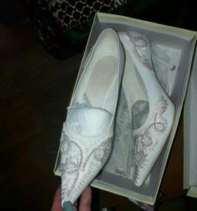 Свадебные Туфли б у