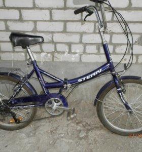 Велосипед складной Stern Travel Multi 20 6 скорост