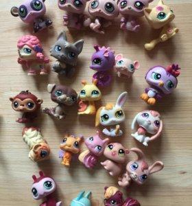 lps 40 игрушек
