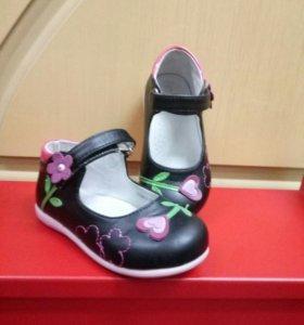 Туфли для девочки, 23