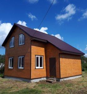 Дача, 110 м²