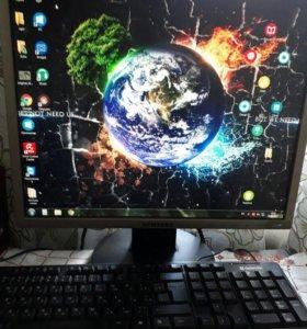 Компьютер полный комплект