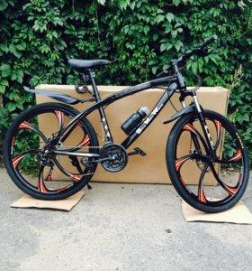 Велосипед BMW 21 скорость / Акция с подарками