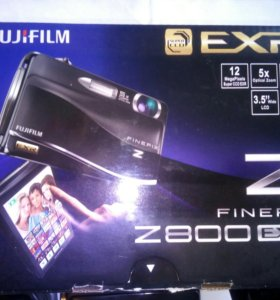 Фотоаппарат Fujifilm z800exr
