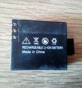 Аккумулятор для экшн камеры