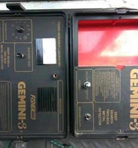 Fisher Gemini 3 металлоискатель