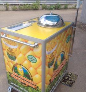 Аппарат для приготовления горячей кукурузы