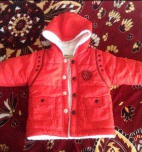 Продам курточку детскую осенне-весеннюю.