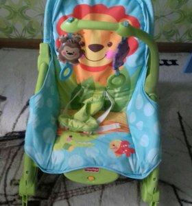 Шезлонг-кресло-качалка