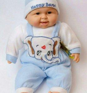 Новая кукла хохотун