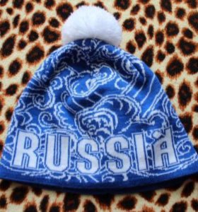 Шапка Russia