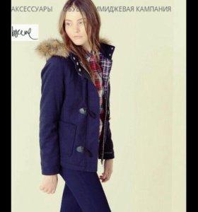 Пальто Bershka🌸