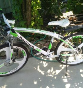 Горный велосипед bmw. Новый.