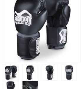 Перчатки боксерские Phantom Athletics elite ATF