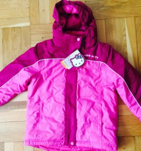 Зимняя куртка Rodeo C&A 122 размер 7 лет