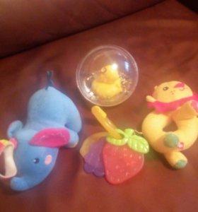 Бу игрушки fisher and price