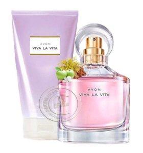 Avon Viva la vita набор