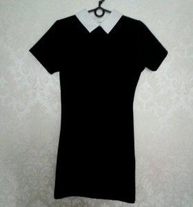 Черное платье 😊👗