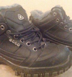Зимние ботинки ЕССО